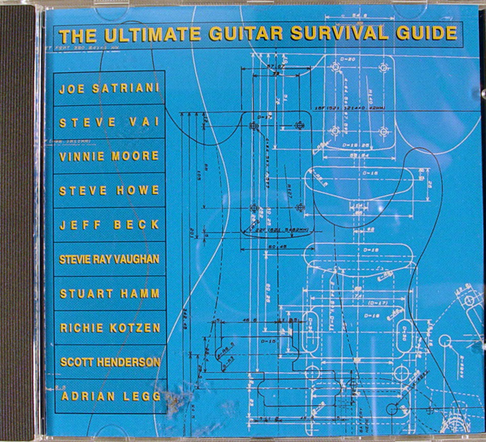 The Ultimate Guitar Survival Guide CD