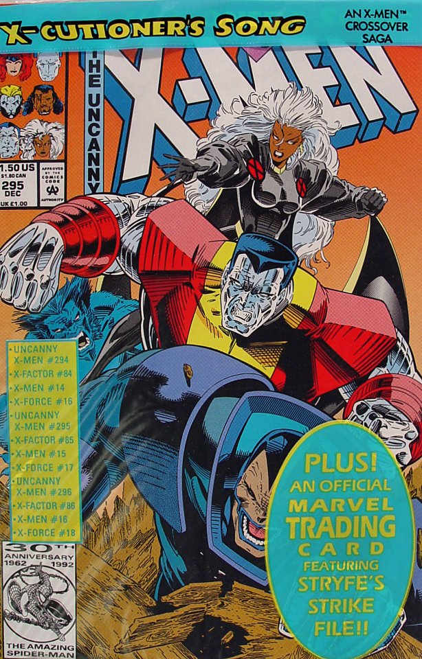 The Uncanny X-Men Comic Book