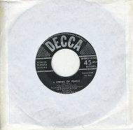 "The Universal-International Orchestra Vinyl 7"" (Used)"