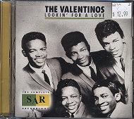 The Valentinos CD