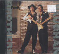 The Vaughan Brothers CD