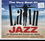 The Very Best Of Latin Jazz CD