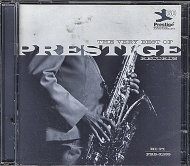 The Very Best Of Prestige Records CD