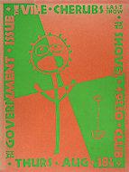 The Vile Cherubs Poster