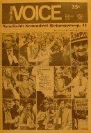 The Village Voice Vol. XVII No. 29 Magazine