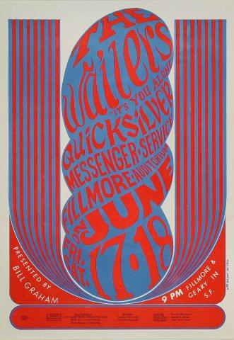 The Wailers (60's) Poster