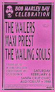 The Wailers Poster