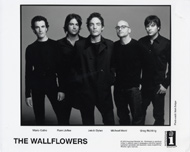 The Wallflowers Promo Print