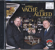 The Warren Vache - John Allred Quintet CD