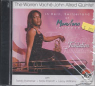 The Warren Vache-John Allred Quintet CD
