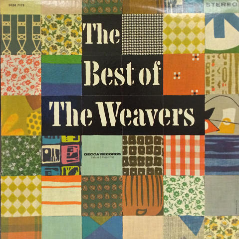 "The Weavers Vinyl 12"" (Used)"