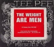 The Weight Are Men CD
