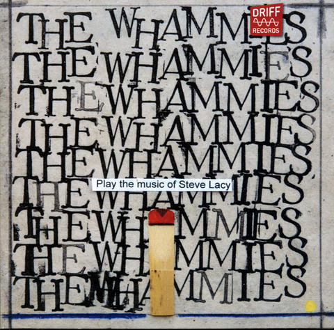 The Whammies CD