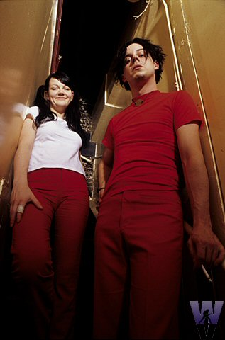 The White Stripes Fine Art Print