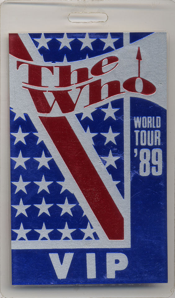 The Who Laminate