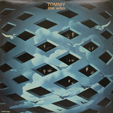 """The Who Vinyl 12"""" (Used)"""