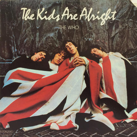 "The Who Vinyl 12"" (Used)"