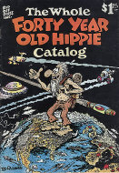 The Whole Forty Year Old Hippie Catalog #1 Comic Book