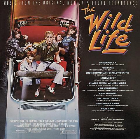 """The Wild Life Vinyl 12"""" (Used)"""