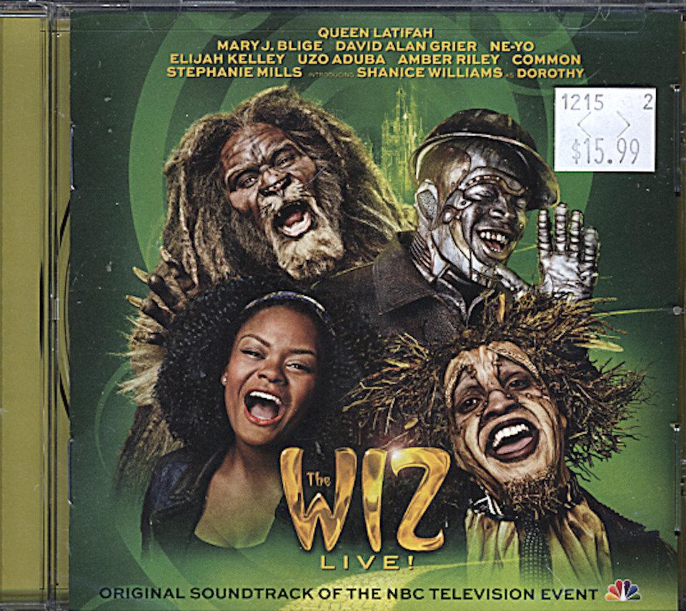 The Wiz Live! CD