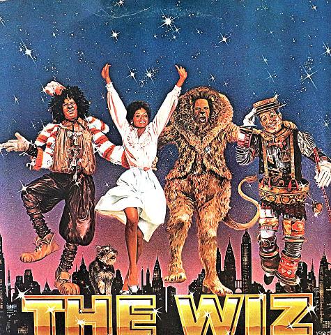 """The Wiz Vinyl 12"""" (Used)"""