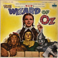 "The Wizard Of Oz Vinyl 12"" (Used)"