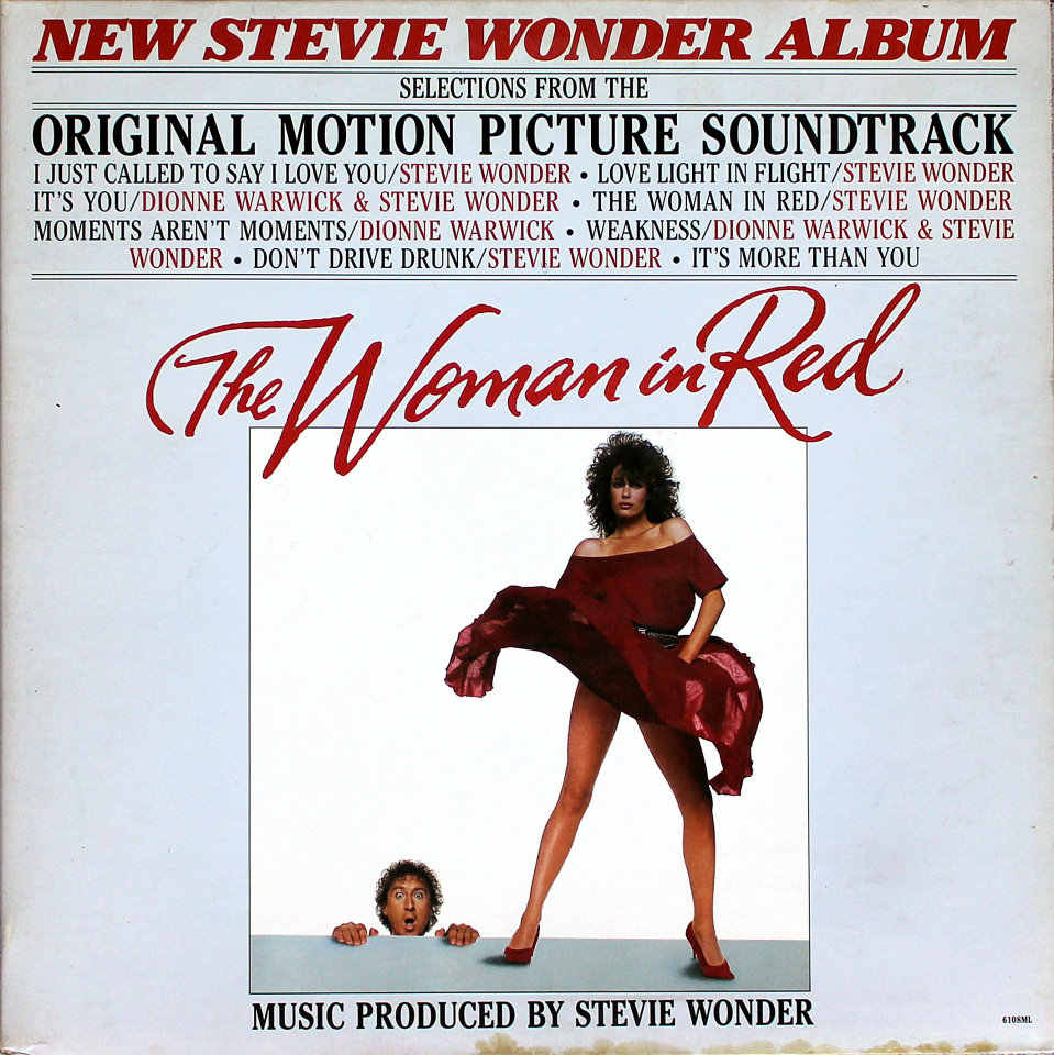 "The Woman In Red Soundtrack Vinyl 12"" (Used)"