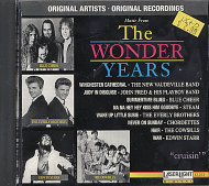 The Wonder Years: Cruisin' CD