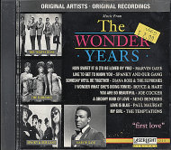 The Wonder Years: First Love CD