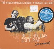 The Wynton Marsalis Quintet & Richard Galliano CD