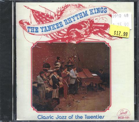 The Yankee Rhythm Kings CD