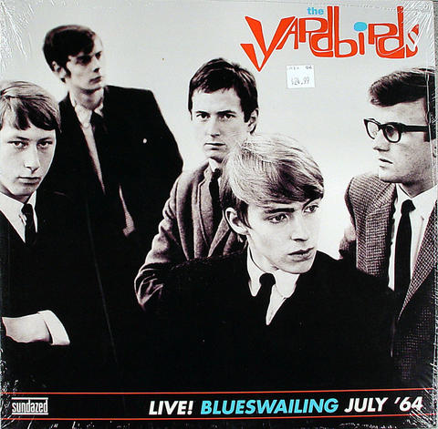 "The Yardbirds Vinyl 12"" (New)"