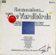 "The Yardbirds Vinyl 12"" (Used)"