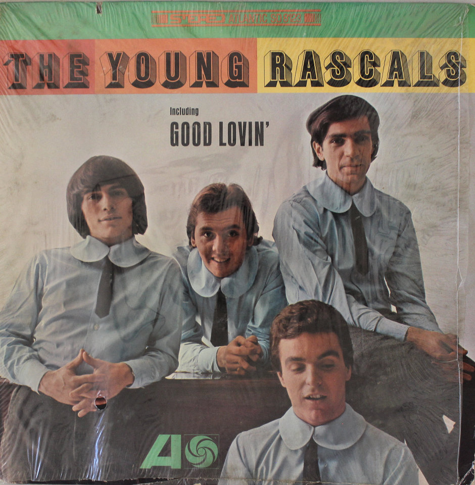 "The Young Rascals Vinyl 12"" (Used)"
