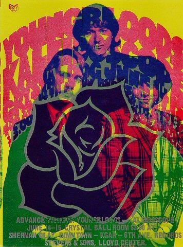 The Youngbloods Handbill