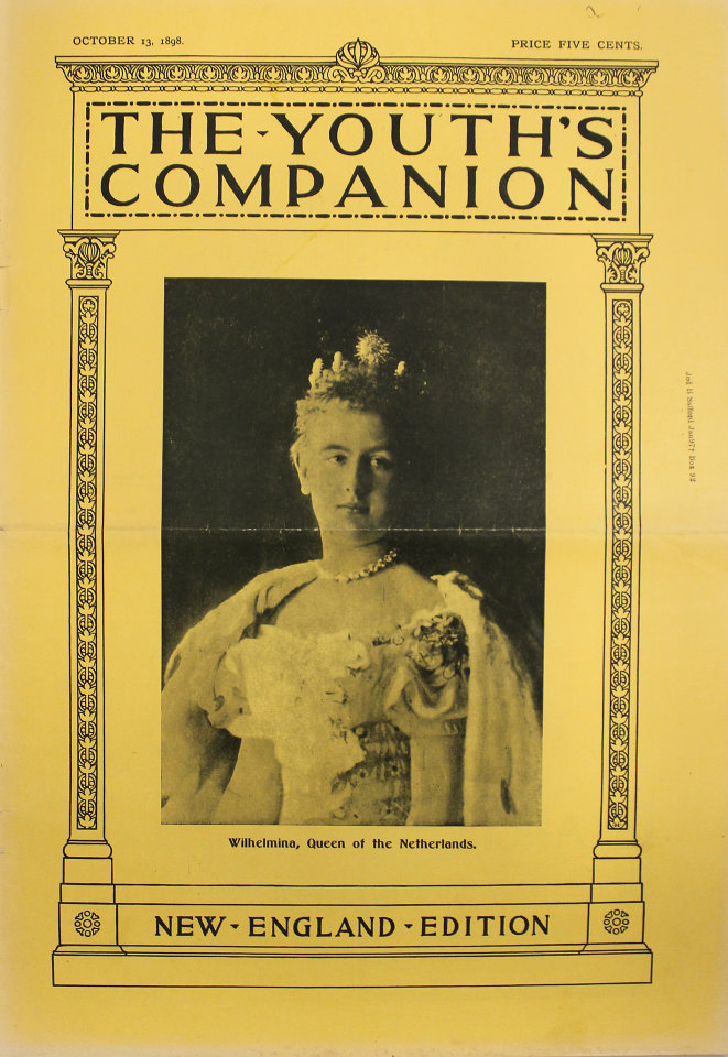 The Youth's Companion 10/13/1898