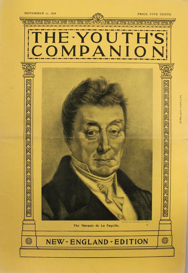 The Youth's Companion 11/17/1898