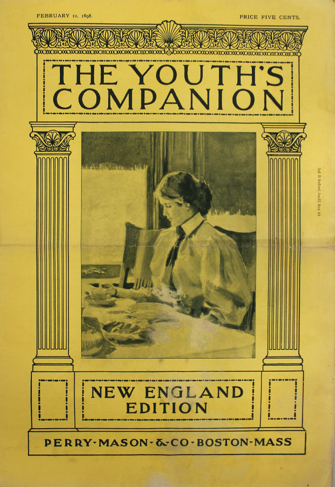 The Youth's Companion 2/10/1898