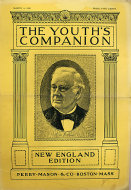 The Youth's Companion 3/10/1898 Magazine