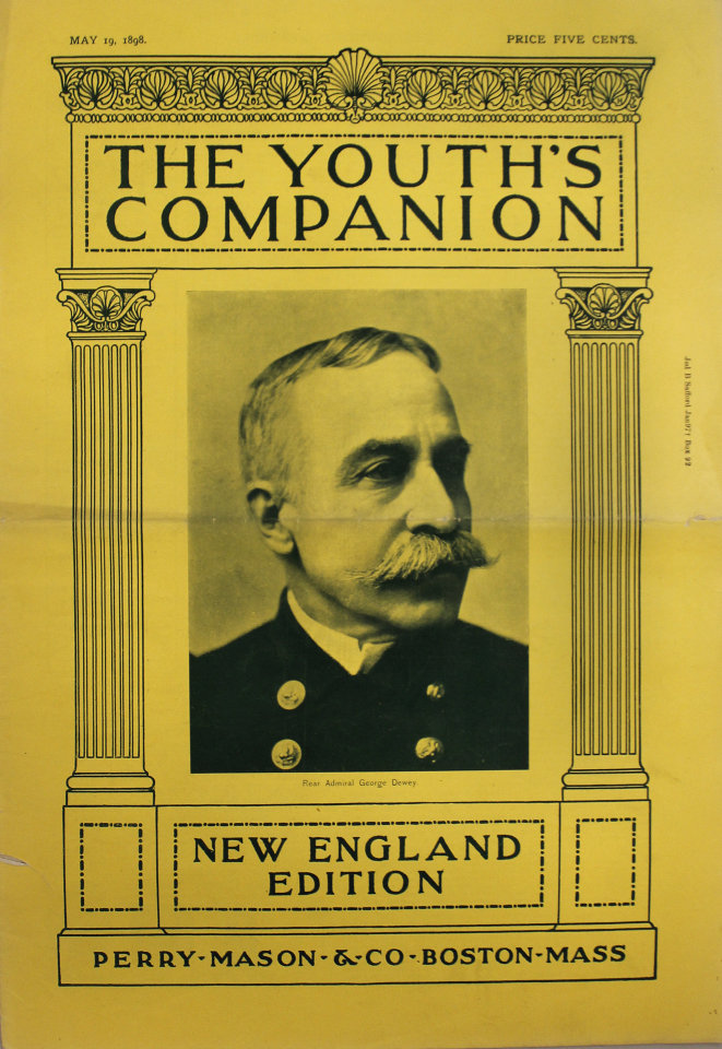 The Youth's Companion 5/19/1898