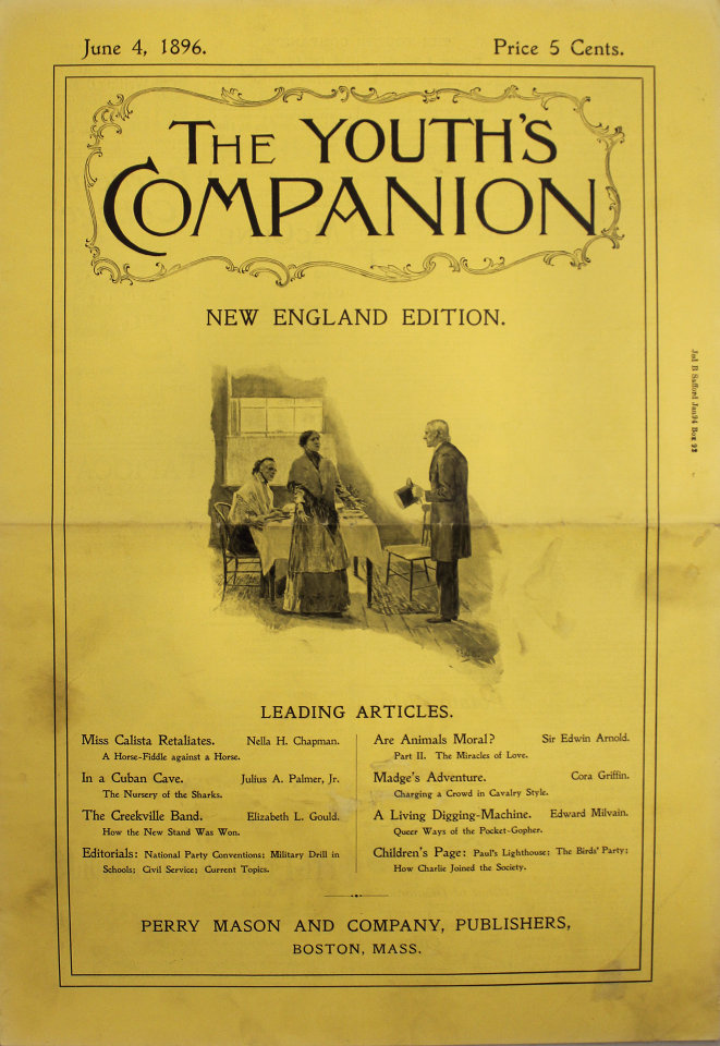 The Youth's Companion 6/4/1896