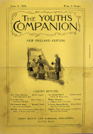The Youth's Companion 6/4/1896 Magazine