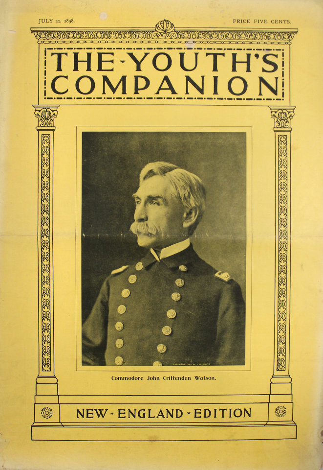 The Youth's Companion 7/21/1898