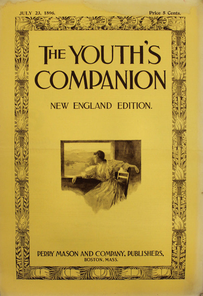 The Youth's Companion 7/23/1896