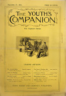 The Youth's Companion No. 3,527 68th Year Magazine
