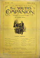 The Youth's Companion No. 3,572 No. 69th Year Magazine