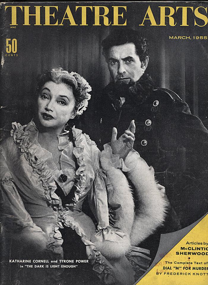 Theatre Arts Mar 1,1955