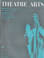 Theatre Arts Mar 1,1962 Magazine