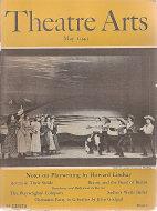 Theatre Arts May 1,1943 Magazine