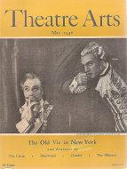 Theatre Arts May 1,1946 Magazine
